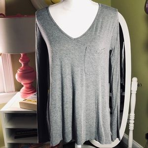Abercrombie & Fitch Loose Flowy Top